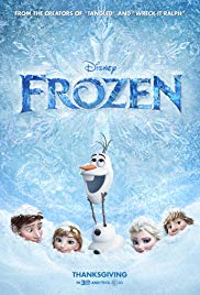 Frozen (2013) Bangla Subtitle – ফ্রজেন বাংলা সাবটাইটেল