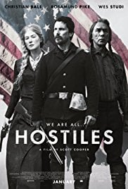 Hostiles (2017) Bangla Subtitle – হস্টাইলস বাংলা সাবটাইটেল