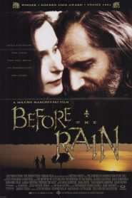 Before the Rain (1994) Bangla Subtitle – (Pred dozhdot)