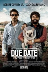 Due Date (2010) Bangla Subtitle – ডিউ ডেট