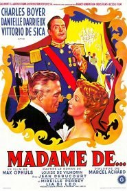The Earrings of Madame De… (1953) Bangla Subtitle – (Madame de)
